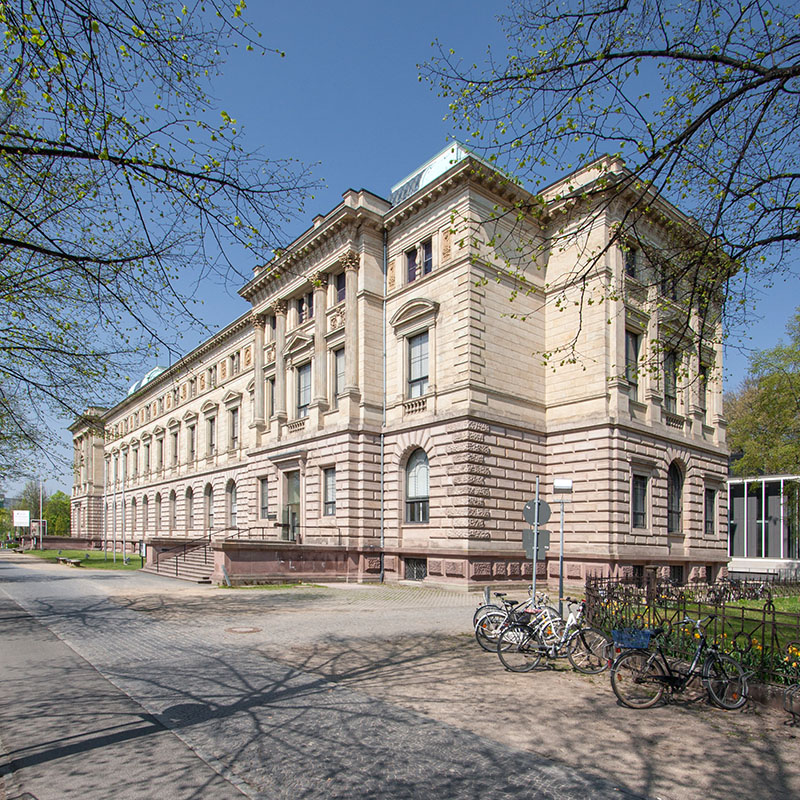 Herzog Anton Ulrich Museum Braunschweig   Architekturfotografie Sándor Kotyrba