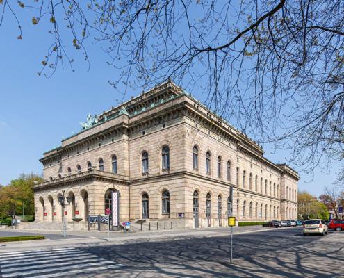 Staatstheater Braunschweig | Architekturfotografie Sándor Kotyrba