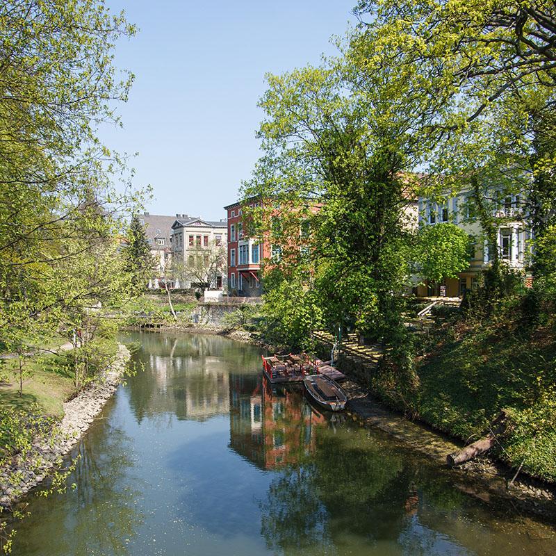 Museumspark Wallring Braunschweig | Fotografie Sándor Kotyrba